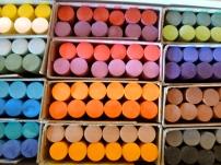 We <3 art supplies!